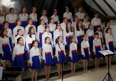 """CHILDREN'S CHOIR """"DOBRI HRISTOV"""" – 2018"""