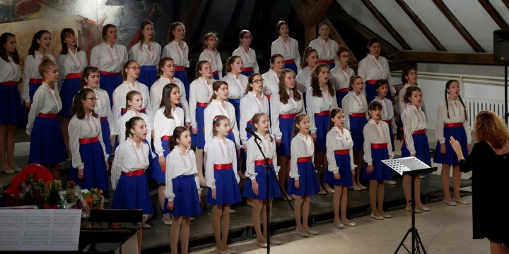 "CHILDREN'S CHOIR ""DOBRI HRISTOV"" – 2018"