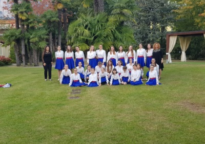 Участие на детски хор Добри Христов в 11-ти музикален фестивал Lago di Garda